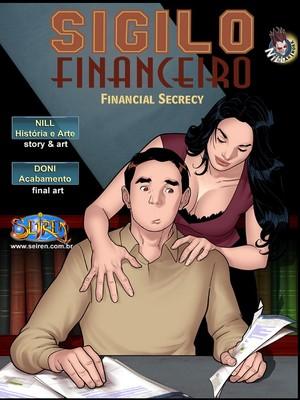 Porn Comics - Seiren- Financial Secrecy (English) free Porn Comic