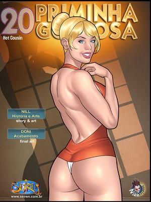 Porn Comics - Seiren- Hot Cousin 20 free Porn Comic