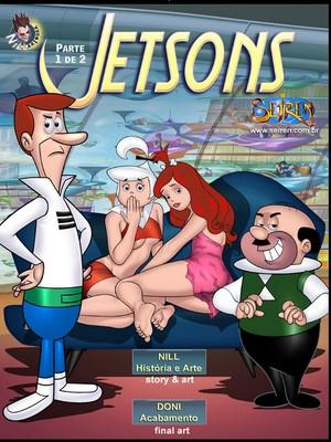 Porncomics Seiren- Jetsons Part 1 Porn Comic 01