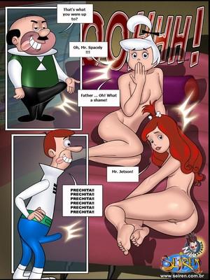Porncomics Seiren- Jetsons Part 1 Porn Comic 10