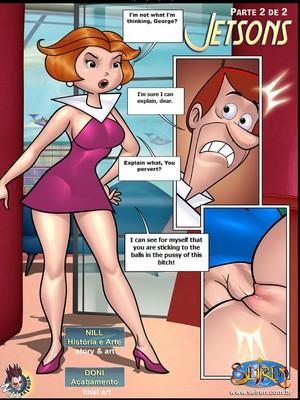 Porncomics Seiren- Jetsons Part 2 Porn Comic 02