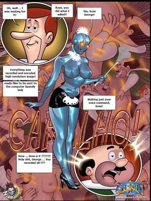 Porncomics Seiren- Jetsons Part 2 Porn Comic 24