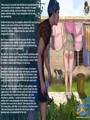 Seiren- Mrs. Eneida (English) free Porn Comic sex 04