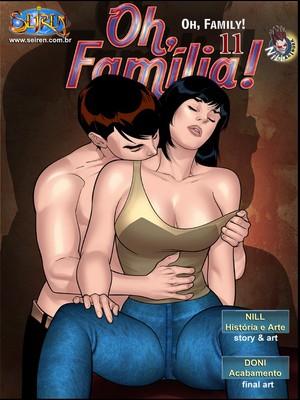 Porn Comics - Seiren- Oh, Familia! 11 free Porn Comic