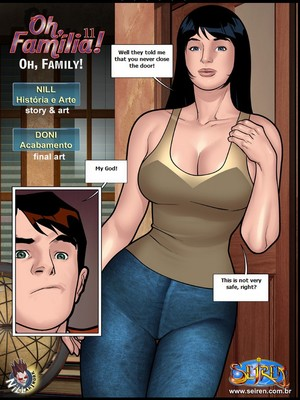 Seiren- Oh, Familia! 11 free Porn Comic sex 03