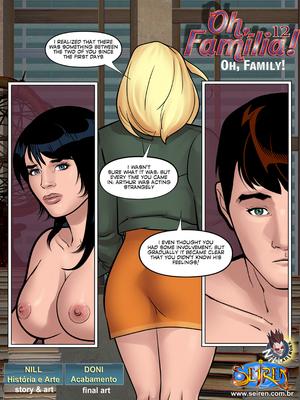 Adult Comics Seiren- Oh, Familia! 12- English Porn Comic 02