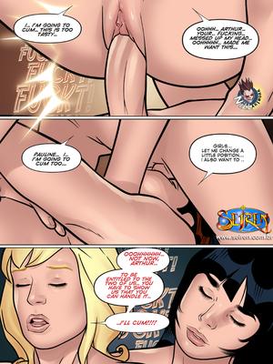 Adult Comics Seiren- Oh, Familia! 12- English Porn Comic 22