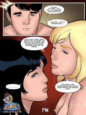 Adult Comics Seiren- Oh, Familia! 12- English Porn Comic 29