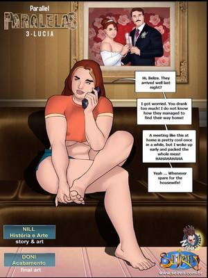 Seiren- Parallel 3- Lucia free Porn Comic sex 02