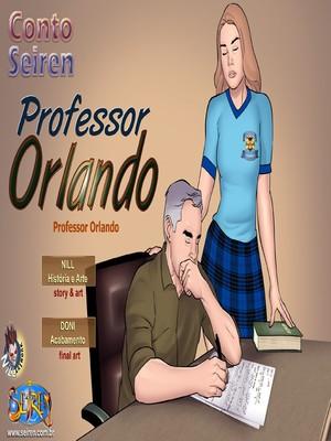 Porn Comics - Seiren- Professor Orlando free Porn Comic