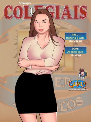 Porn Comics - Seiren- Schoolgirls free Porn Comic