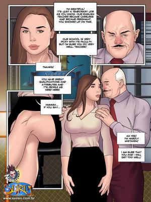 Seiren- Schoolgirls free Porn Comic sex 03