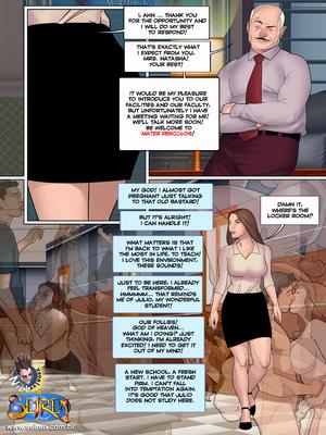 Seiren- Schoolgirls free Porn Comic sex 04