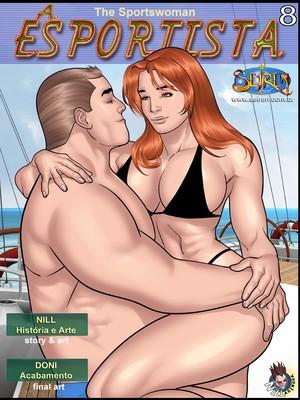 Porn Comics - Seiren- The Sportswoman 8 free Porn Comic