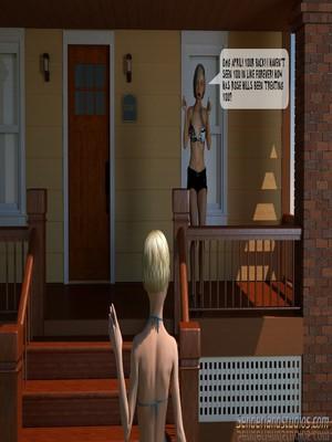 3D Porn Comics Senderland Studios- Home Sweet Home Porn Comic 01