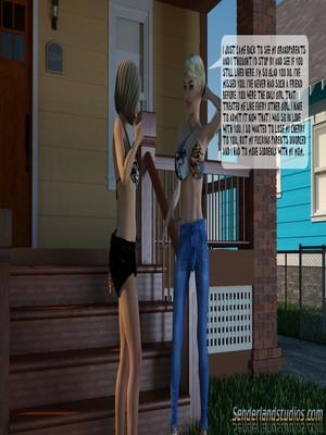 3D Porn Comics Senderland Studios- Home Sweet Home Porn Comic 02