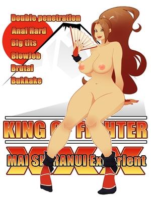 SEXFIRE -Cartoon Artwork Porn Comic sex 17