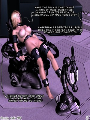 3D Porn Comics Shackles Studio- The Training- Part 2 Porn Comic 13