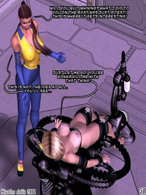 3D Porn Comics Shackles Studio- The Training- Part 2 Porn Comic 16