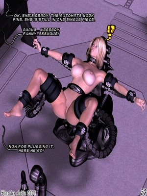 3D Porn Comics Shackles Studio- The Training- Part 2 Porn Comic 19