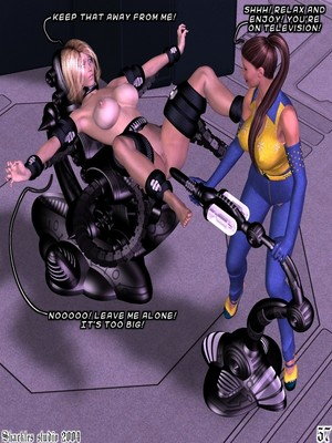 3D Porn Comics Shackles Studio- The Training- Part 2 Porn Comic 23