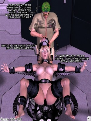 3D Porn Comics Shackles Studio- The Training- Part 2 Porn Comic 27