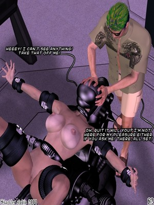 3D Porn Comics Shackles Studio- The Training- Part 2 Porn Comic 28