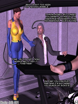 3D Porn Comics Shackles Studio- The Training- Part 2 Porn Comic 30