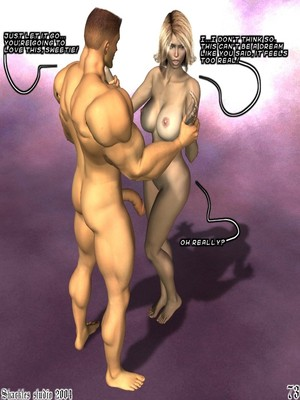 3D Porn Comics Shackles Studio- The Training- Part 2 Porn Comic 39