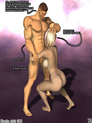 3D Porn Comics Shackles Studio- The Training- Part 2 Porn Comic 40