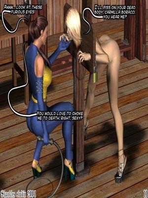 3D Porn Comics Shackles Studio- The Training Porn Comic 11