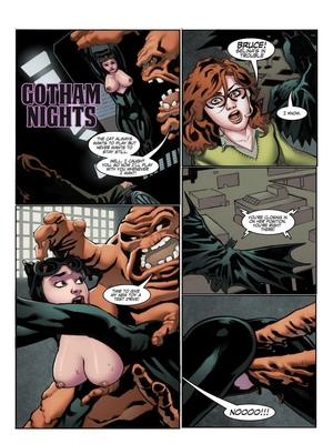 Porn Comics - Shade- Gotham Nights free Porn Comic