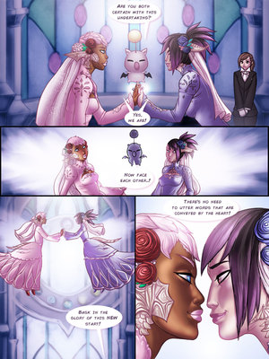 Porn Comics - Shia- Wedding [Final Fantasy XIV] free Porn Comic