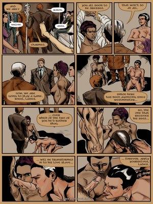 Adult Comics Signal Failure- Mind Control Porn Comic 06