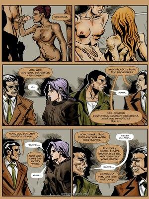Adult Comics Signal Failure- Mind Control Porn Comic 07