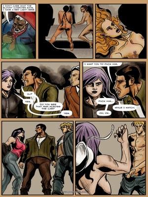 Adult Comics Signal Failure- Mind Control Porn Comic 08