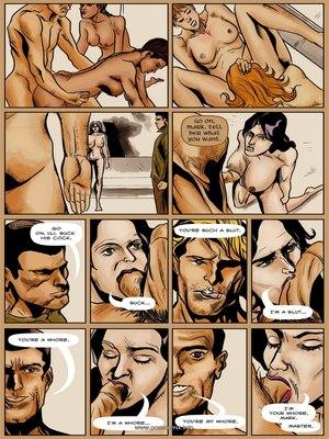 Adult Comics Signal Failure- Mind Control Porn Comic 09