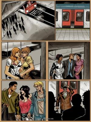 Adult Comics Signal Failure- Mind Control Porn Comic 12