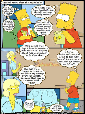 Incest Comics Simpsons- Old habits 7- Croc Porn Comic 09