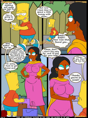 Incest Comics Simpsons- Old habits 7- Croc Porn Comic 12