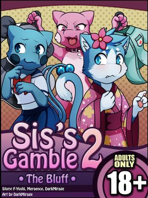Porn Comics - Sis's Gamble 2- The Bluff [Darkmirage] free Porn Comic