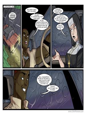Interracial : Sister Nancy in Faith Exchange- Rabies Porn Comic sex 03