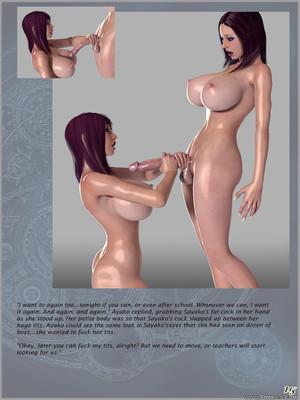 3D Porn Comics Sisters Dick Girl Cock Porn Comic 14