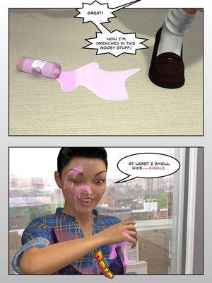 3D Porn Comics Sitriabyss- Roommates Porn Comic 31