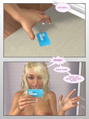 3D Porn Comics Sitriabyss- Roommates Porn Comic 47