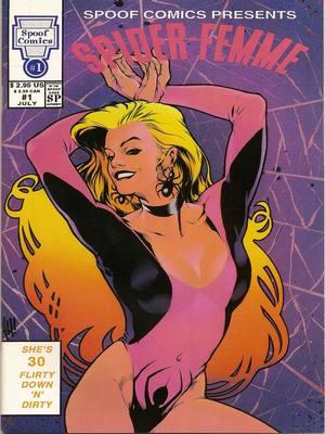 Porn Comics - Spoof- Spider-Femme free Porn Comic