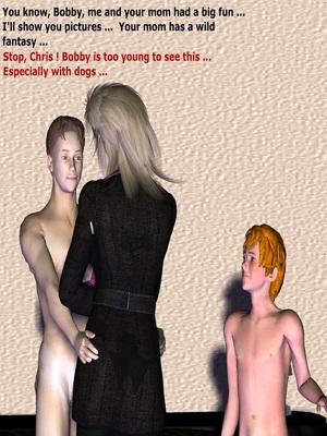 3D Porn Comics Spudnuts Moms fantasy Porn Comic 04
