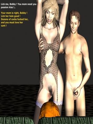 3D Porn Comics Spudnuts Moms fantasy Porn Comic 12