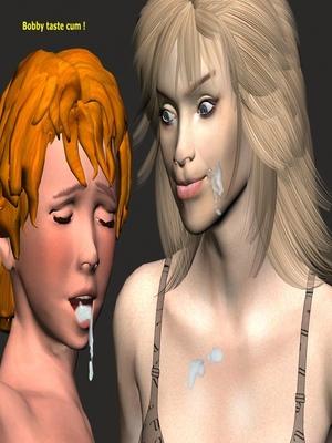 3D Porn Comics Spudnuts Moms fantasy Porn Comic 24