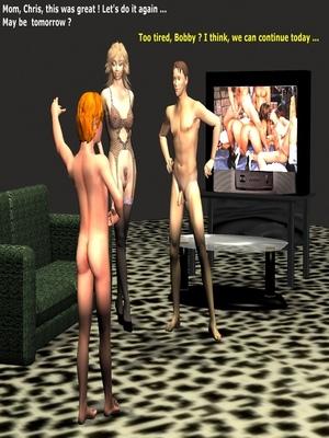 3D Porn Comics Spudnuts Moms fantasy Porn Comic 38